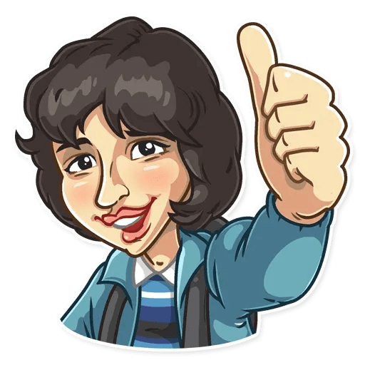 Stranger Things - Sticker 4