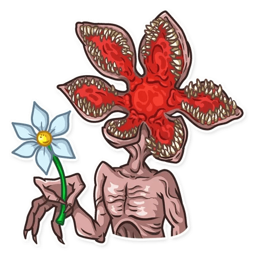 Stranger Things - Sticker 23