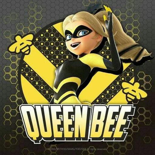 Queen Bee - Sticker 11