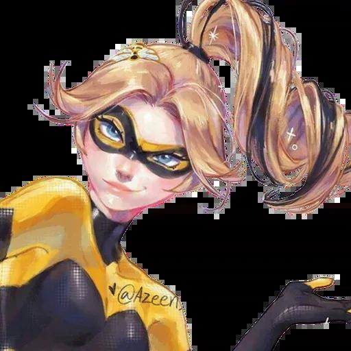 Queen Bee - Sticker 23