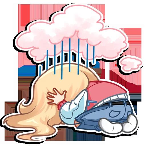 Cute - Sticker 7