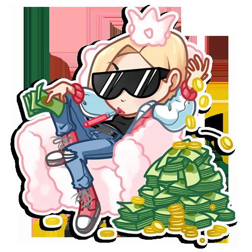 Cute - Sticker 29