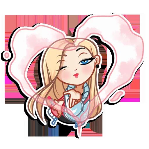Cute - Sticker 4