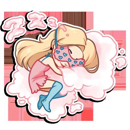 Cute - Sticker 12