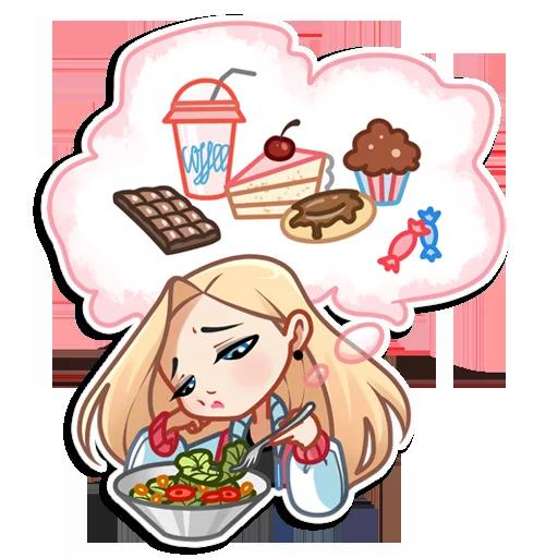 Cute - Sticker 21