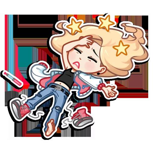 Cute - Sticker 18