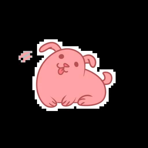 Sausage Puppy - Sticker 2