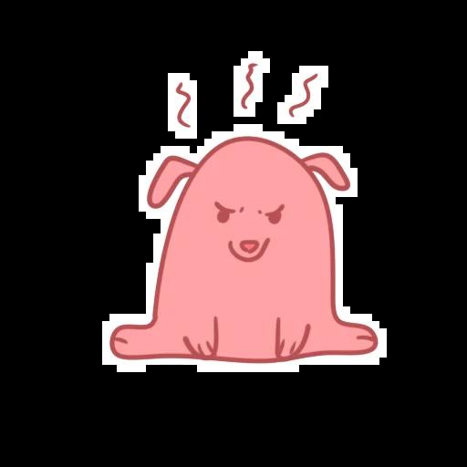 Sausage Puppy - Sticker 8
