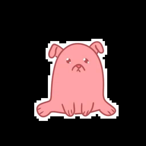 Sausage Puppy - Sticker 11