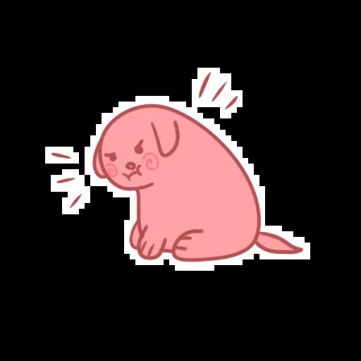 Sausage Puppy - Sticker 15
