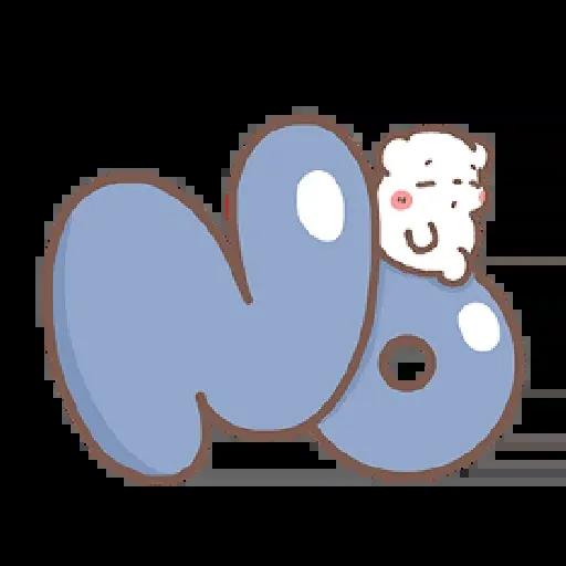 Bear - Sticker 2