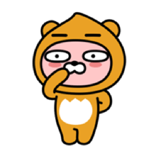 Charming APEACH - Sticker 17