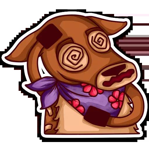 Lily - Sticker 17