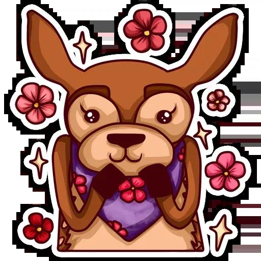 Lily - Sticker 4