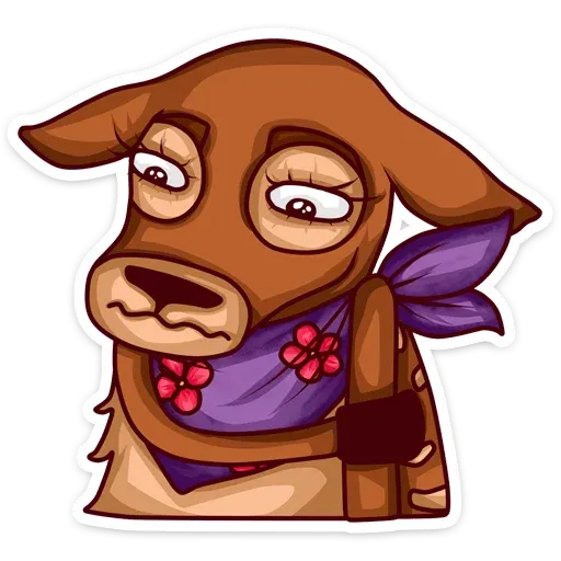 Lily - Sticker 19