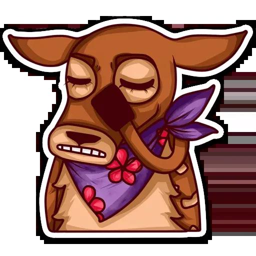 Lily - Sticker 13