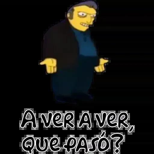 Simpsons 1 - Sticker 4