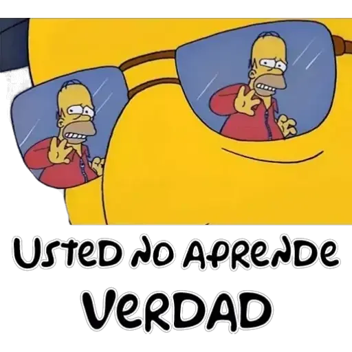Simpsons 1 - Sticker 1