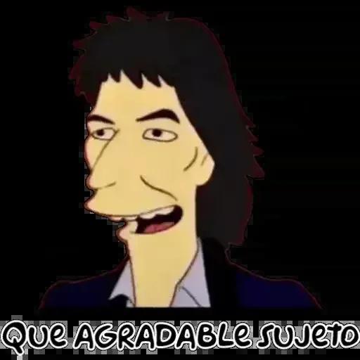 Simpsons 1 - Sticker 14