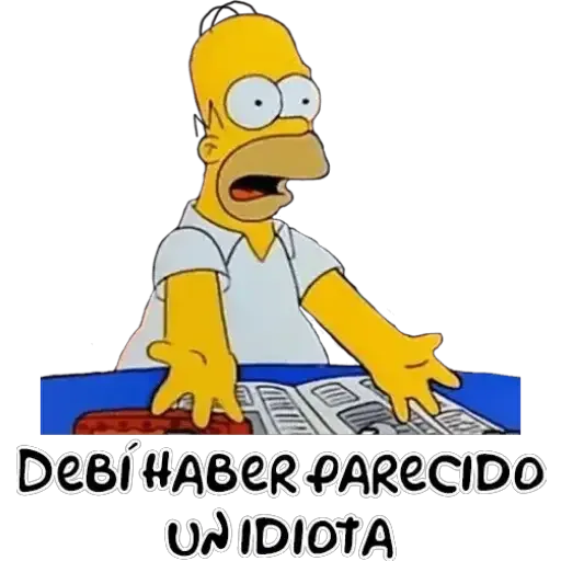 Simpsons 1 - Sticker 24