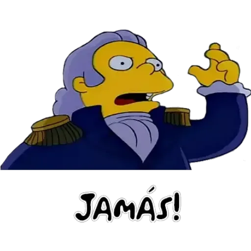 Simpsons 1 - Sticker 10