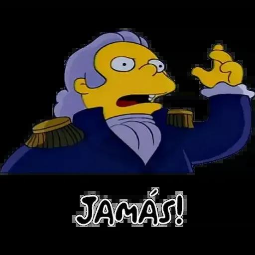 Simpsons 1 - Sticker 10