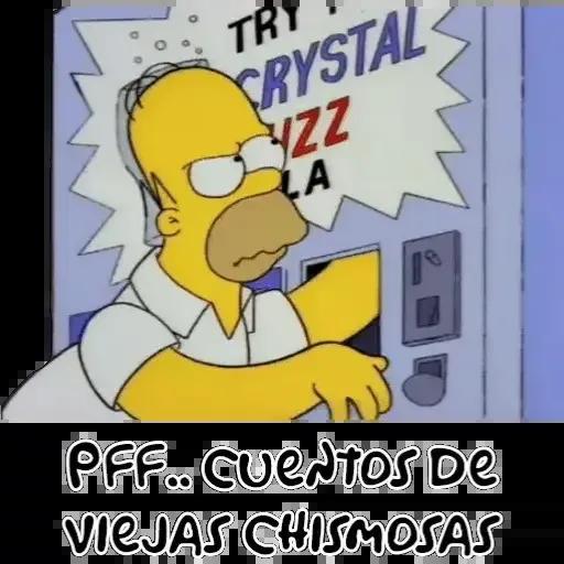 Simpsons 1 - Sticker 26