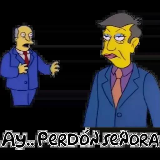 Simpsons 1 - Sticker 7