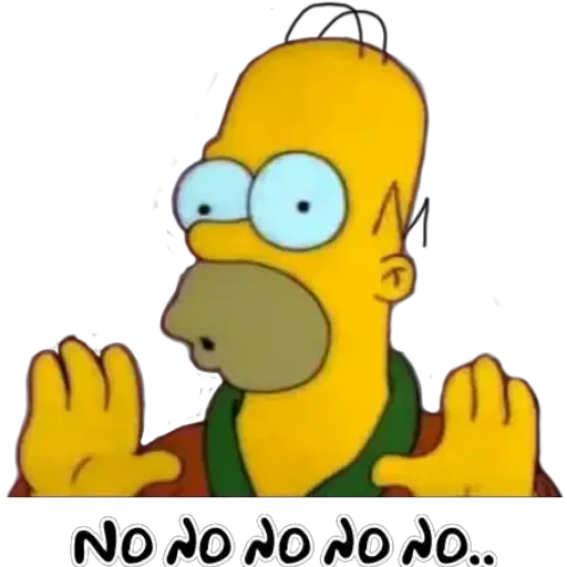 Simpsons 1 - Sticker 19
