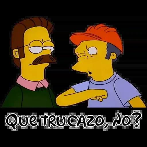 Simpsons 1 - Sticker 9