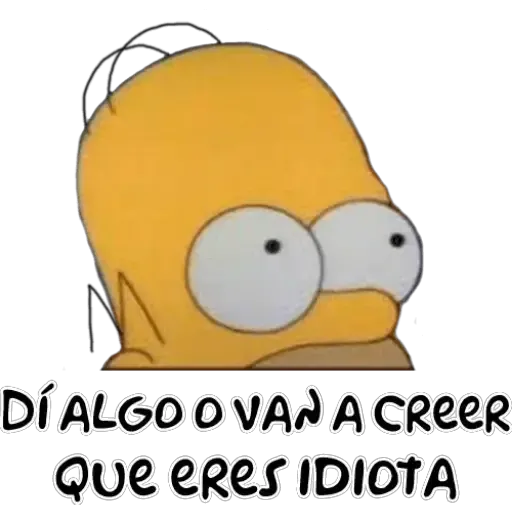 Simpsons 1 - Sticker 23