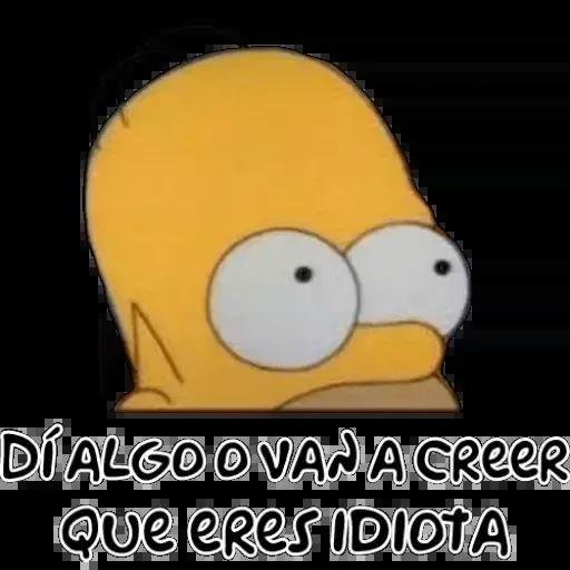 Simpsons 1 - Sticker 23