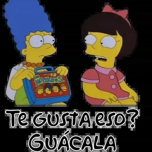 Simpsons 1 - Sticker 17
