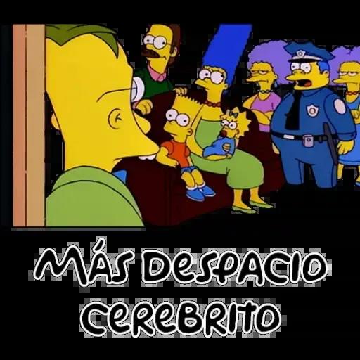 Simpsons 1 - Sticker 21