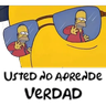 Simpsons 1 - Tray Sticker