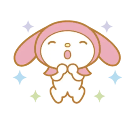 My Melody 2 - Sticker 5