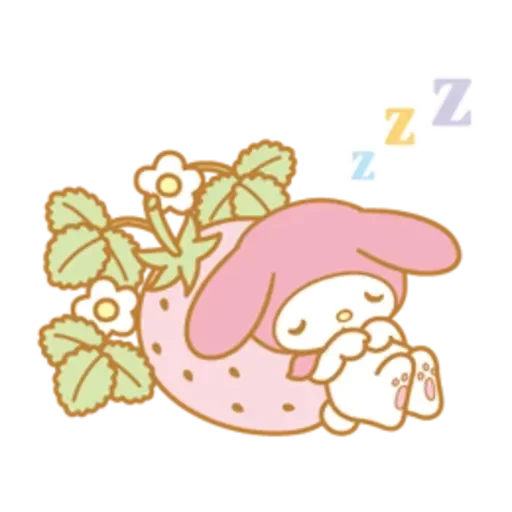 My Melody 2 - Sticker 10