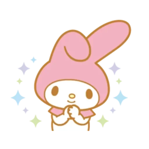 My Melody 2 - Sticker 7