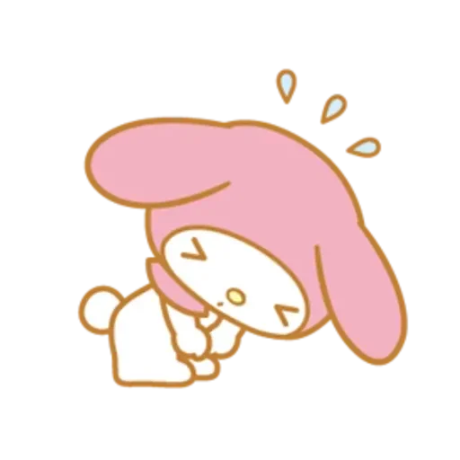 My Melody 2 - Sticker 2
