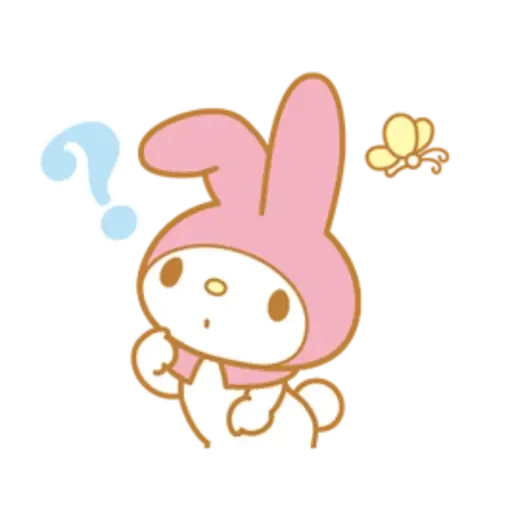 My Melody 2 - Sticker 1