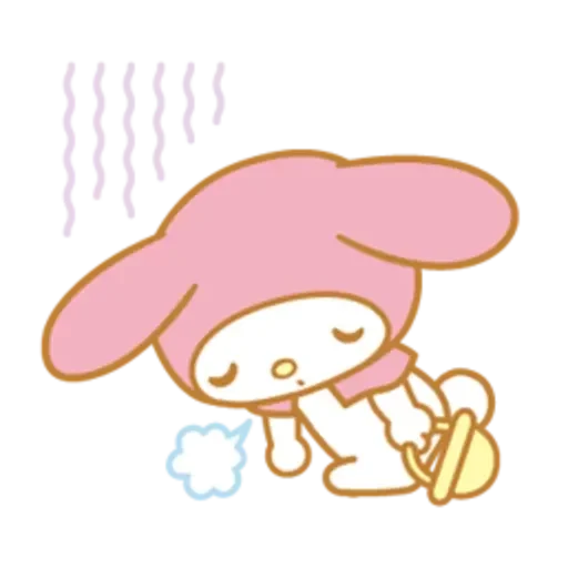 My Melody 2 - Sticker 9