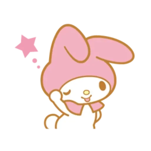My Melody 2 - Sticker 6