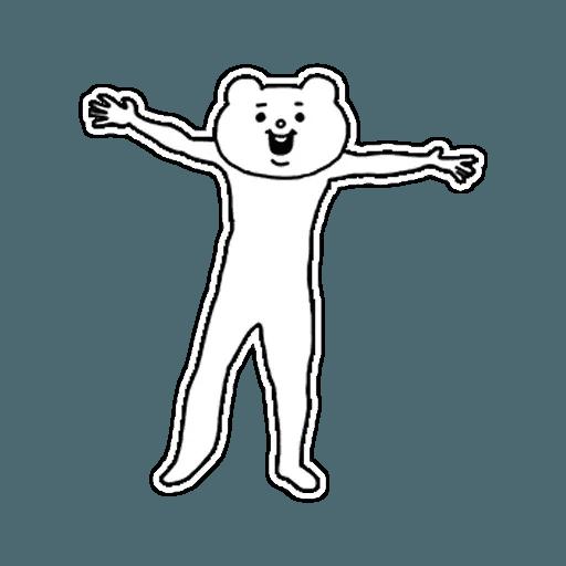 Betakkuma - Sticker 13