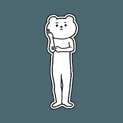 Betakkuma - Sticker 16