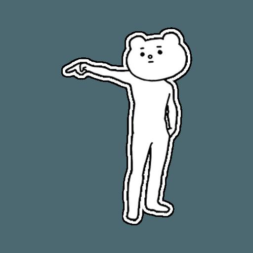 Betakkuma - Sticker 8