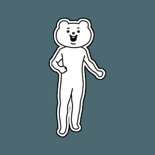 Betakkuma - Sticker 18