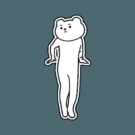 Betakkuma - Sticker 2