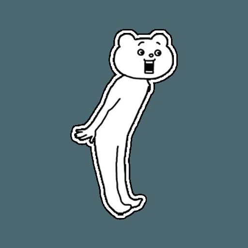 Betakkuma - Sticker 15