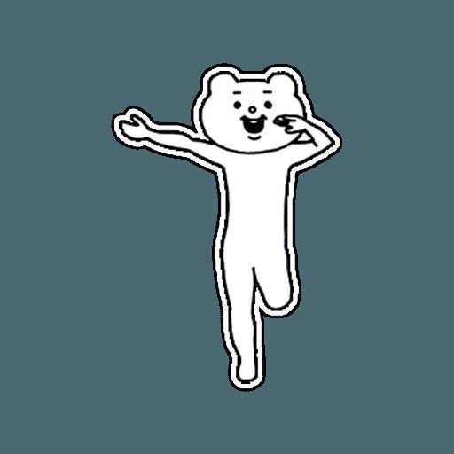 Betakkuma - Sticker 7