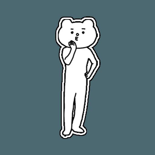 Betakkuma - Sticker 3